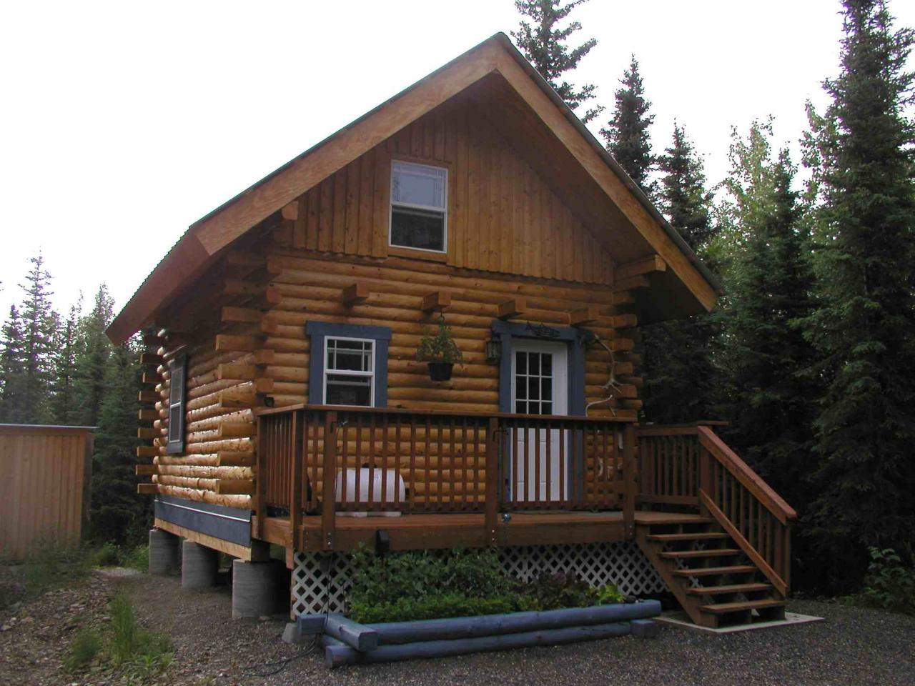Fabulous Goldstream Cabins Construction Photos And Video Inspirational Interior Design Netriciaus