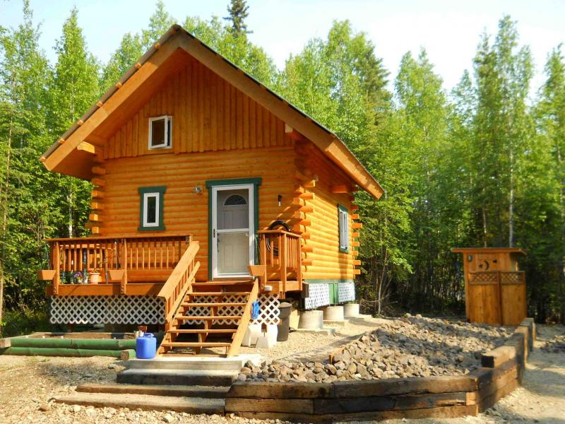 Kit homes alaska for Kit homes alaska
