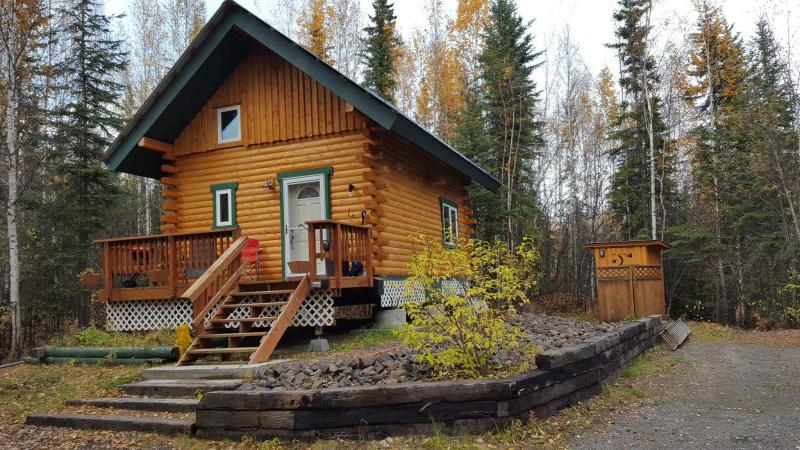 trapper locationphotodirectlink tripadvisor in seward cabin creekside picture alaska of cabins
